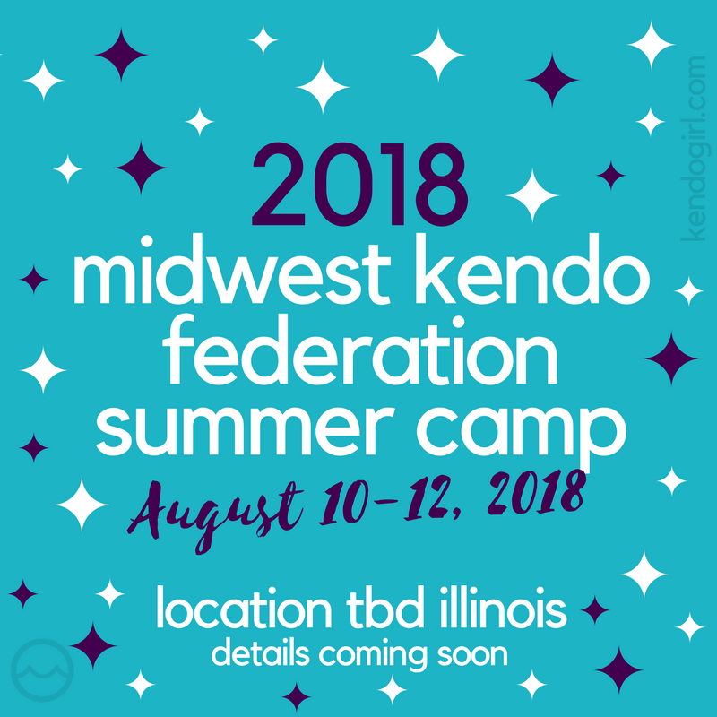 midwest kendo summer camp
