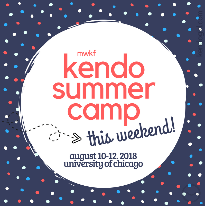 kendo summer camp